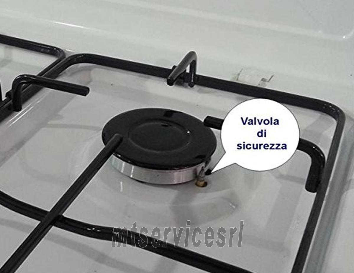 Larel Ricambi Fornello A Gas ~ Idee Creative di Interni e Mobili