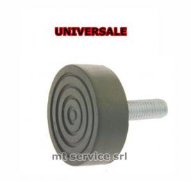 Piedino universale filettatura diam.10mb-screw thread diam. 10mb