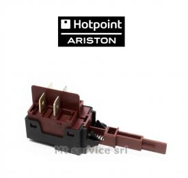 Interruttore bipolare indesit rold saa1a13110 on/off 'kls61s' c00041184
